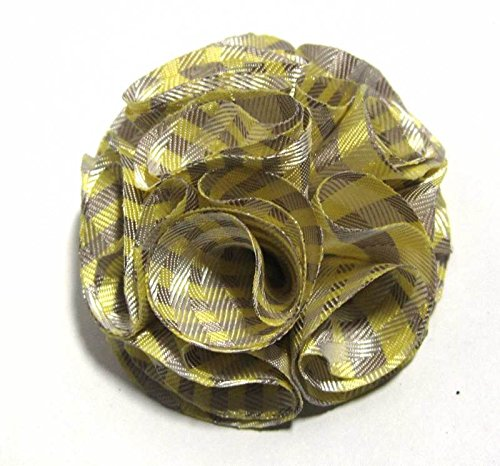 Fabric flower corsage brooch 22 small about 5 hydrangea variety of colors female models