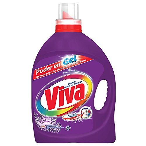 Viva Detergente Líquido Lavanda, 4.65 l