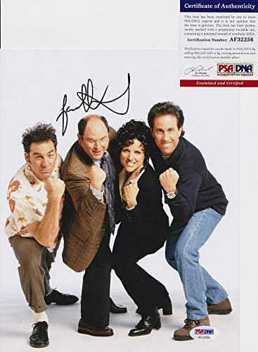 Jason Alexander George Costanza Seinfeld Signed Autograph 8x10 Photo PSA/DNA COA #9 ()