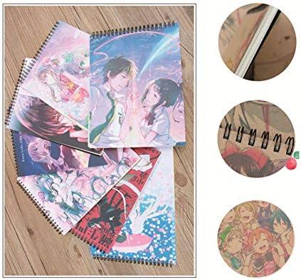 Neborn Student Graffiti Sketch Book Spiral Bound Sketch Zeichnung Graffiti Sketchbook