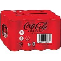 Coca-Cola No Sugar, 320ml (Pack of 12)