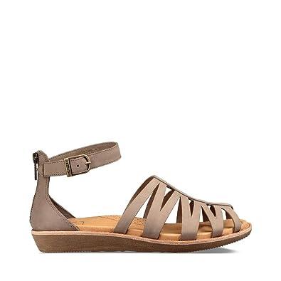 4270f0281af4 Teva Women s Encanta Sandal Taupe 6 ...