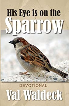 His Eye Is On The Sparrow. 365-Day Devotional (Christian Devotional Book 1) by [Waldeck, Val]