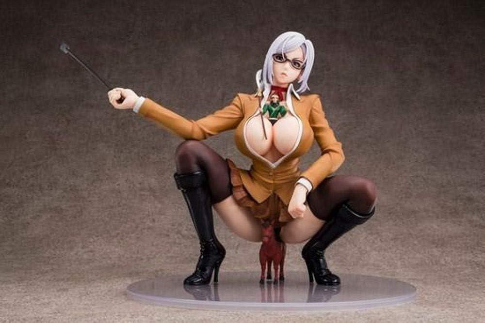 QTRT Prison School Shiraki Meiko PVC Anime Gioco del Personaggio dei Cartoni Modello Statua Figura Giocattolo da Collezione Decorazioni Regali favoriti By Anime Fan