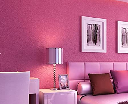 Modern minimalist boutique silk wallpaper wallpaper color plain ...