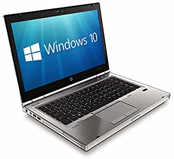 HP EliteBook 8470p Core i5-3320M 8GB 128GB SSD WebCam USB 3 0 Windows 10  Professional 64-bit (Renewed)