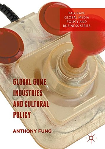 Global game industries and cultural policy