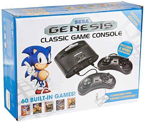 Sega genesis atgames classic game console 2013 - Sega genesis classic game console games ...