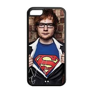 meilz aiaiSinger Ed Sheeran Durable TPU Protective Case Cover For ipod touch 4 (Black, White)meilz aiai