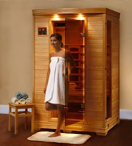 Best Indoor: Heatwave Two Person Infrared Sauna