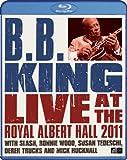 B.B. King: Live at the Royal Albert Hall 2011 [Blu-ray]
