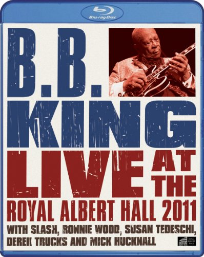 Blu-ray : B.B. King - B.B. King: Live at the Royal Albert Hall 2011 (Blu-ray)
