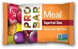 PROBAR - Meal Bar, Superfruit Slam, 3 Oz, 12 Count - Plant-Based Whole Food Ingredients