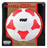 POOF Pro Gold Foam Soccer Ball with Box, Size 3, 7.5-Inch, Assorted Colors