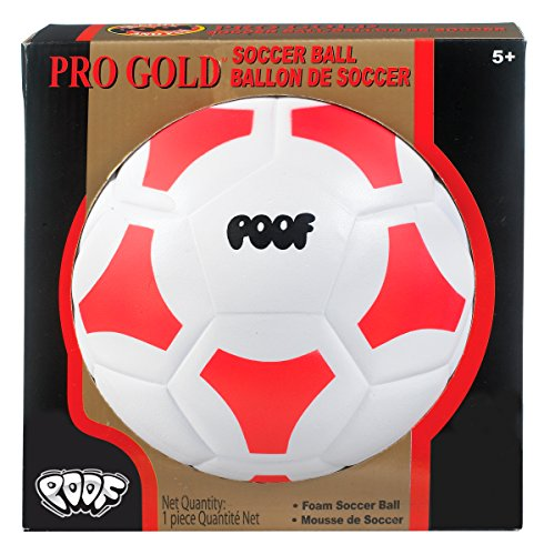POOF Pro Gold Soccerball by POOF