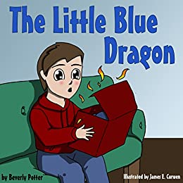 the little blue dragon andrea pearson
