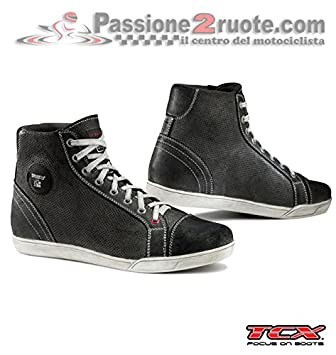 Zapatillas Para Hombre moto Tcx X-street Air 44 Antracita: Amazon.es: Amazon.es