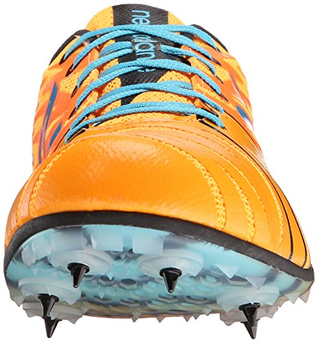 New Balance USD100V1 Track Spike Schuh Orange / Blau