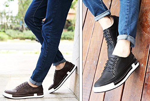 Brown en Chaussures Confortable Nouveau Respirant Chaussures MSM4 Dentelle Casual D'été Hommes Sneakers Hommes 0Eznqw7