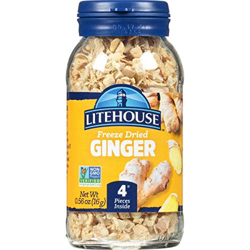 Litehouse Freeze Dried Ginger