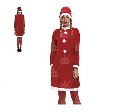 Cisne 2013, S.L. Disfraz Navidad Mamá Noel Mujer Disfraz De ...