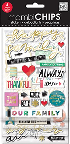 BIG ideas Happy Family Sticker