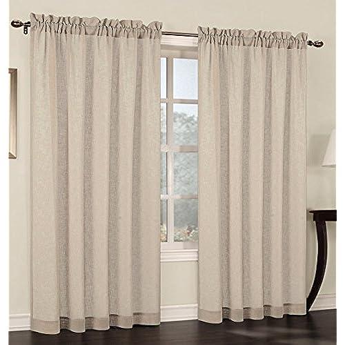 natural gaudion white linen furniture products ecru capri curtains curtain grey