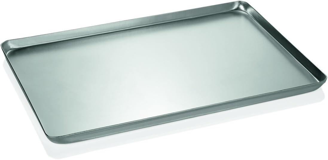 5 x  Backblech Aluminium Ausstellblech  Blech Alu-Backblech 600x400x20 mm