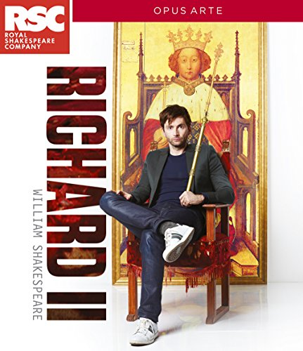 Shakespeare: Richard II [Blu-ray]