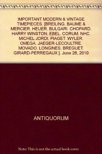 important-modern-vintage-timepieces-breiling-baume-mercier-heuer-bulgari-chopard-harry-winston-ebel-