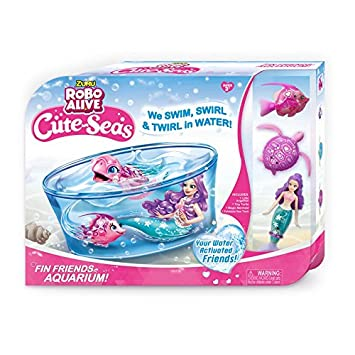 Electronic, Battery & Wind-up Zuru Pets Alive Magical Mermaid Wonderland Battery Operated