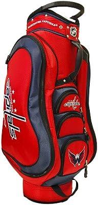 Amazon.com: NHL Medalist carro bolsa de golf, Multi: Sports ...