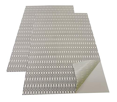 Self-stick Adhesive Foam Boards 8.5