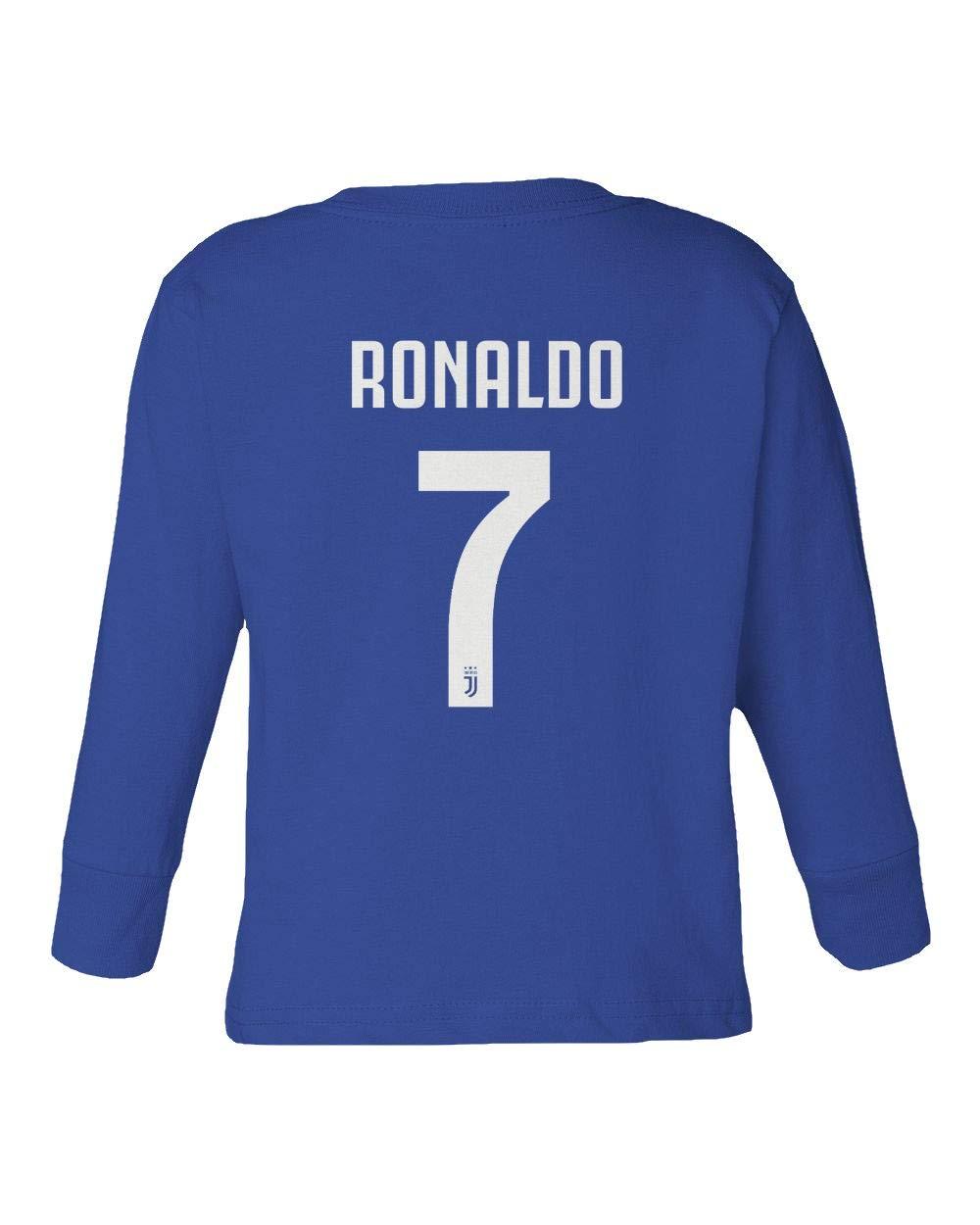 sports shoes fef0f ac7ca Amazon.com: Spark Apparel Soccer Shirt #7 Cristiano Ronaldo ...