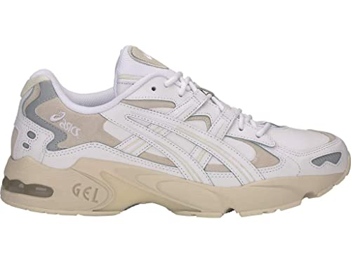 new arrival 4035c 5c71e ASICS Tiger Men's Gel-Kayano 5 OG White/White 1 11 D US