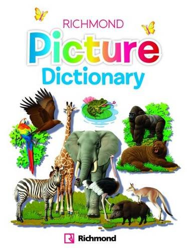 Download Richmond Picture Dictionary Book ebook