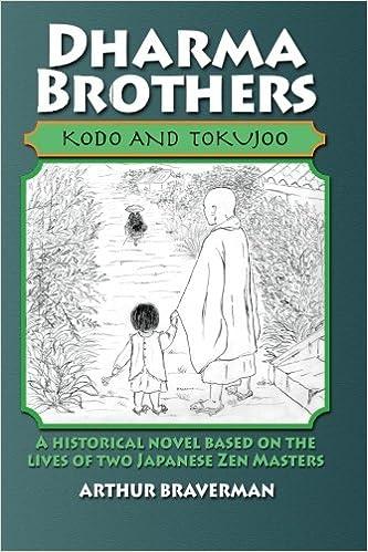 Dharma Brothers Kodo and Tokujoo