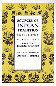 [Sources of Indian Tradition, Vol. 1: From…