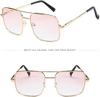 Auifor ✿Frauen M/änner Vintage Retro Brille Unisex Fashion Oversize Rahmen Sonnenbrille Brillen