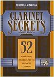 Clarinet Secrets, Michéle Gingras, 0810857332