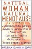 Natural Woman, Natural Menopause, Marcus Laux, 0060928948