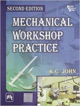 Book Mechanical Workshop Practice