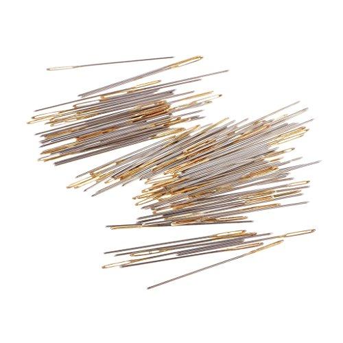 Baosity 刺しゅう針 クロスステッチ 刺繍針 手芸 約100本 No.24の商品画像