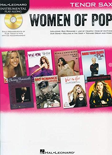 UPC 884088628147, Women of Pop: Tenor Sax