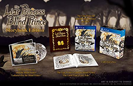 The Liar Princess and the Blind Prince - PlayStation 4