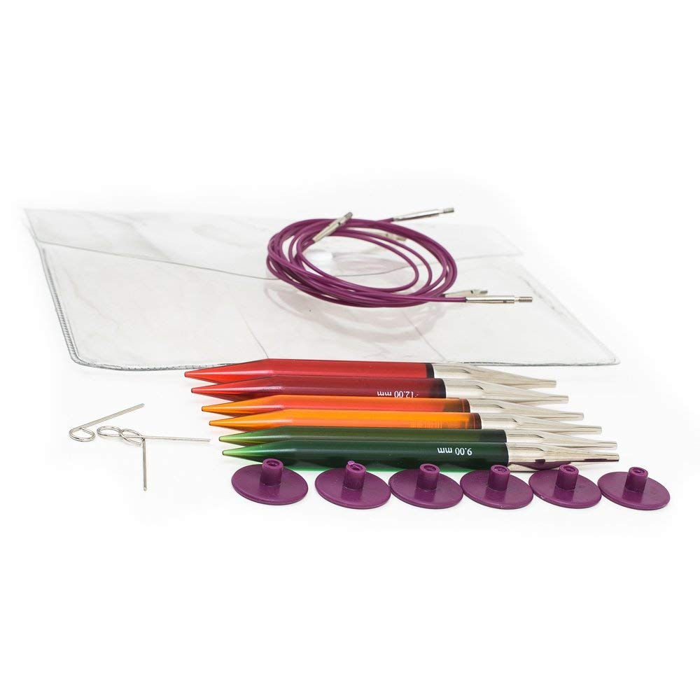 KnitPro Acryl Trendz Chunky Set de Tricot