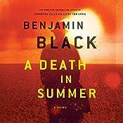 A Death in Summer: A Novel   Benjamin Black