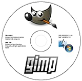 BRAND NEW GIMP 2.8.14 DIGITAL PHOTO IMAGE EDITOR WINDOWS MAC ADOBE CS PHOTOSHOP COMPATIBLE