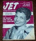 Jet Magazine, April 1, 1954 the Secret Life of Billy Eckstine (Single Back Issue)