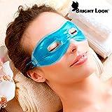 Welzenter Bright Look–Maschera in gel rilassante, uso caldo e Freddo